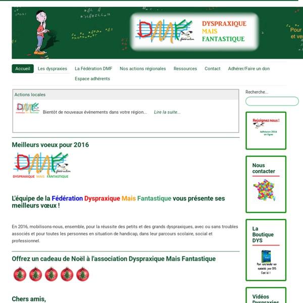 Bienvenue sur le site de DMF