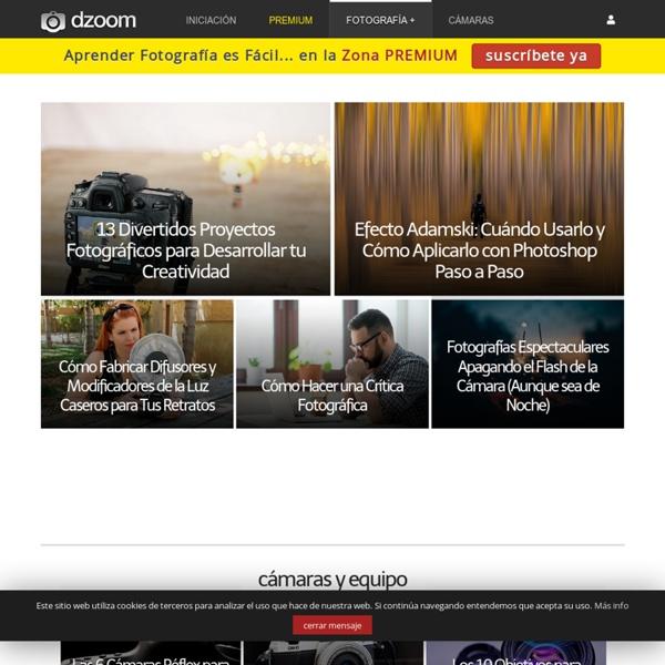 dZoom, Pasión por la Fotografia (2)