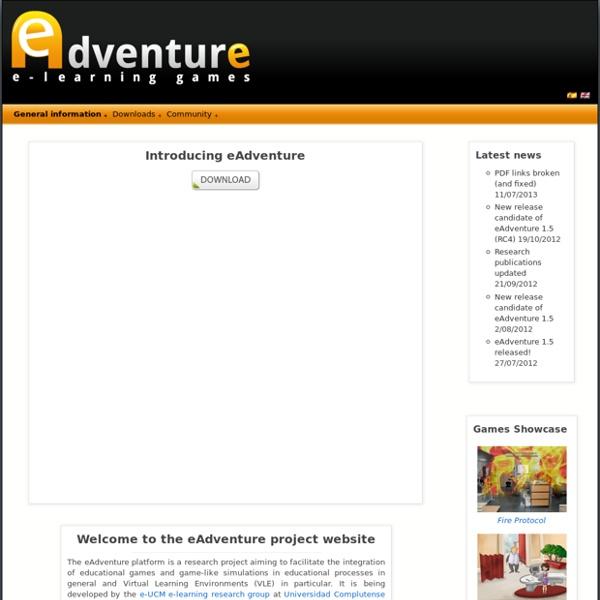 eAdventure