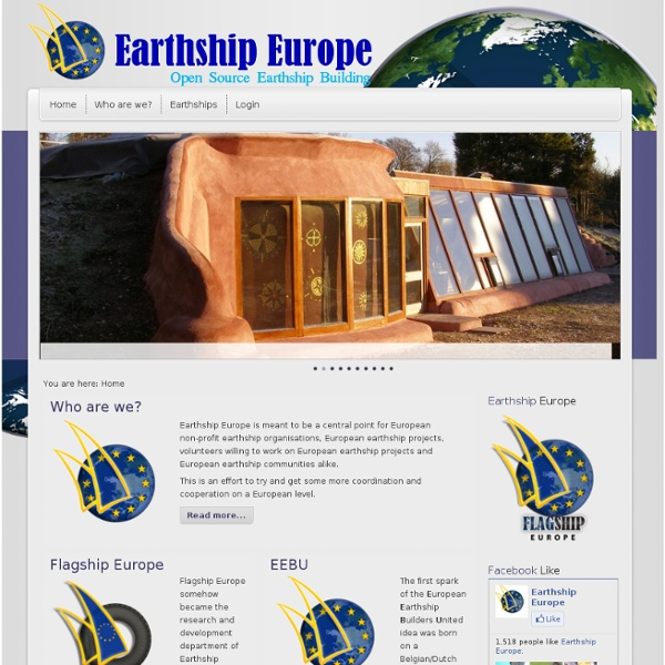 Earthship Europe