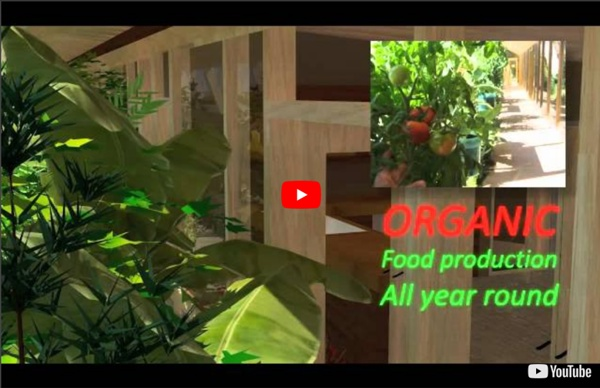 Earthship Global Model: Radically Sustainable Buildings.