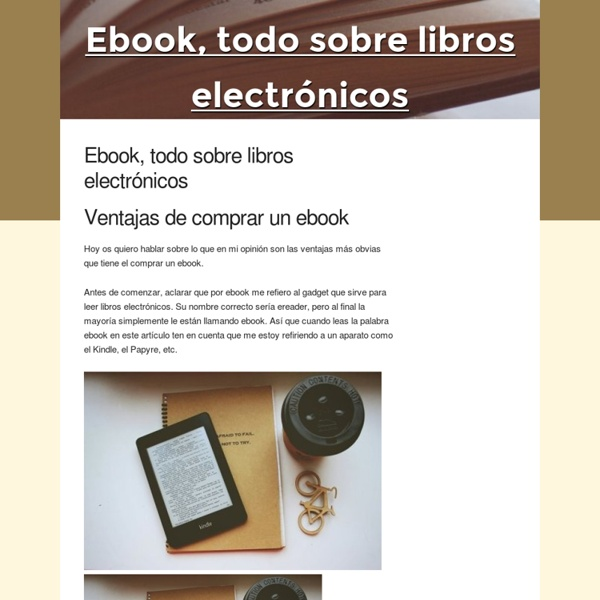 Ebooks search engine