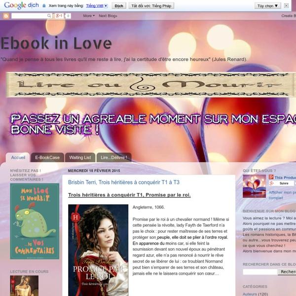 Ebook in Love
