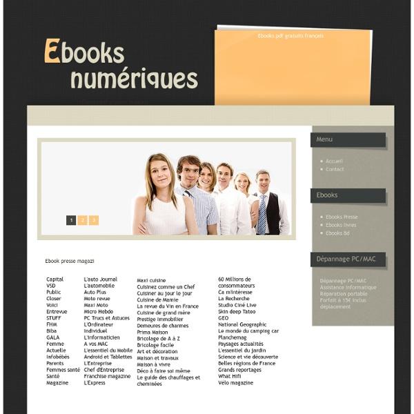 Ebooks-numeriques.fr