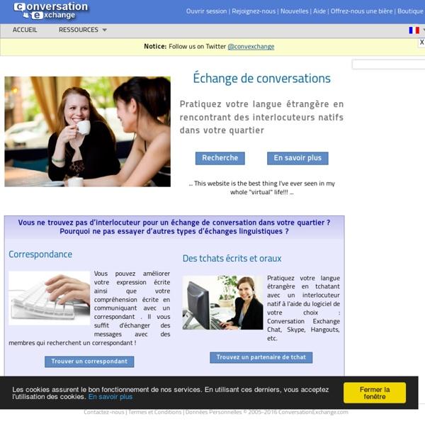 Échanges Linguistiques