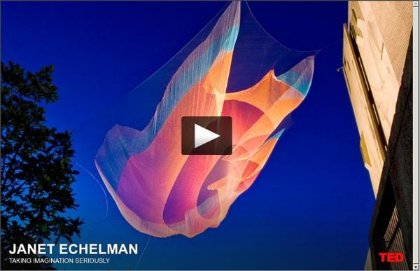 Janet Echelman: Taking imagination seriously
