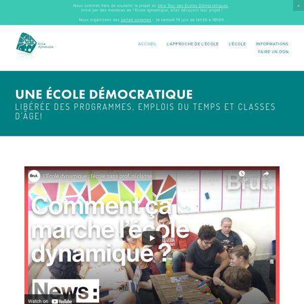 Ecole Dynamique Paris