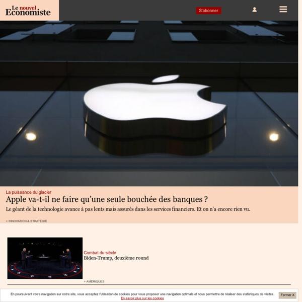 Politique & Economie, Entreprises & Management, Art de vivre & Style de vie - Le journal des pouvoirs d'aujourd'hui