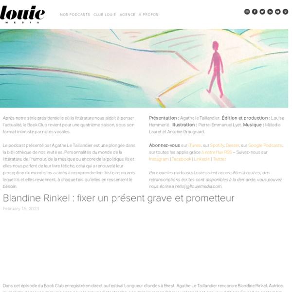 Écoutez Le Book Club — Louie Media