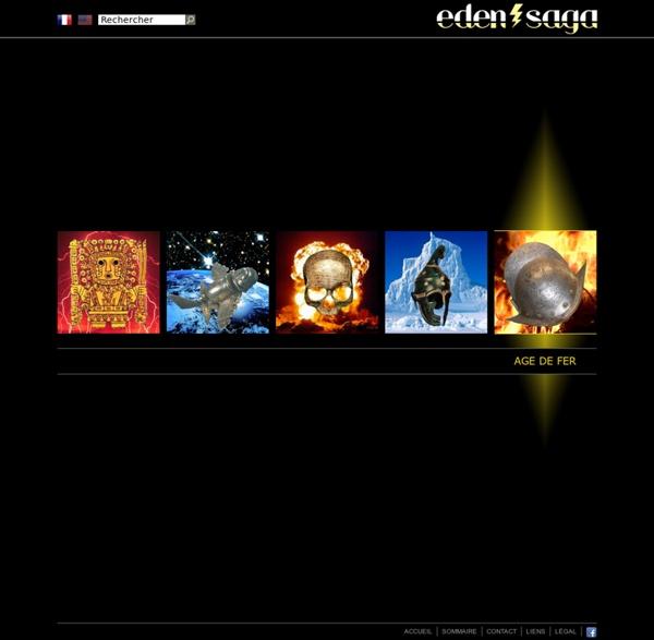 Eden-Saga, une autre histoire de l'Homme