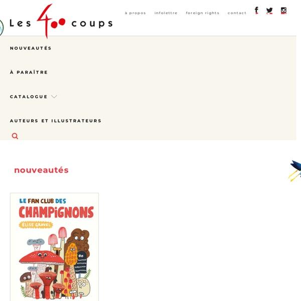 Éditions Les 400 coups