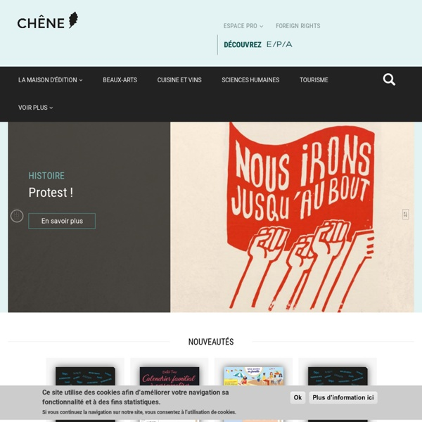 Rencontres editions du chene