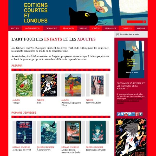 Éditions Courtes et Longues