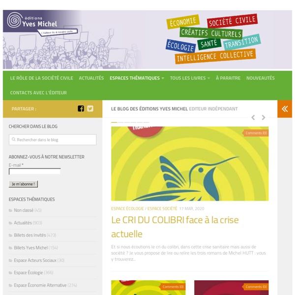 Le blog des éditions Yves Michel - Editeur Indépendant