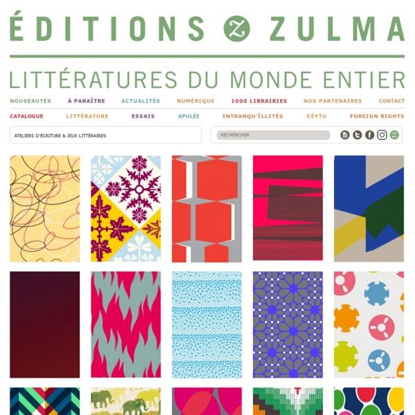 Editions Zulma