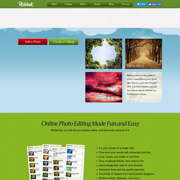 Editor de fotos en línea