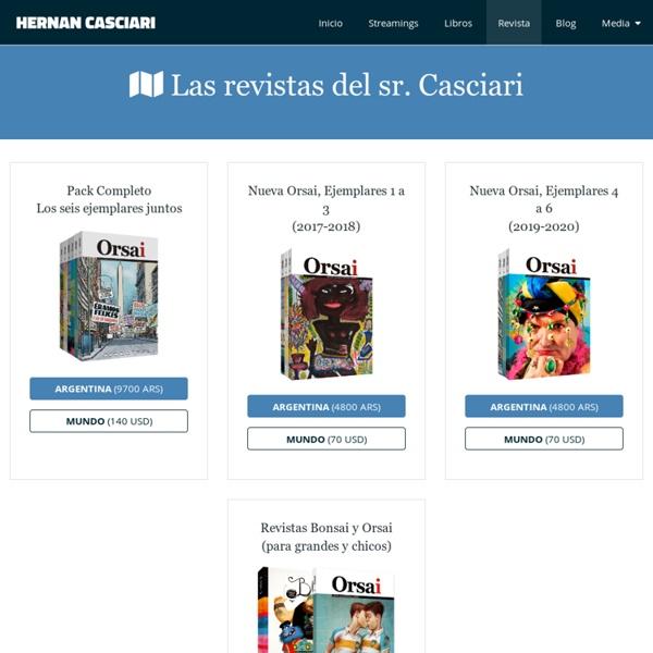 Editorial Orsai