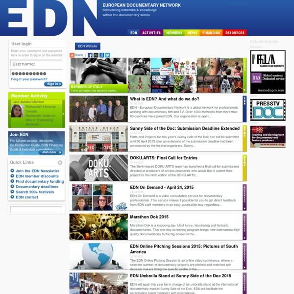 EDN: EDN Website