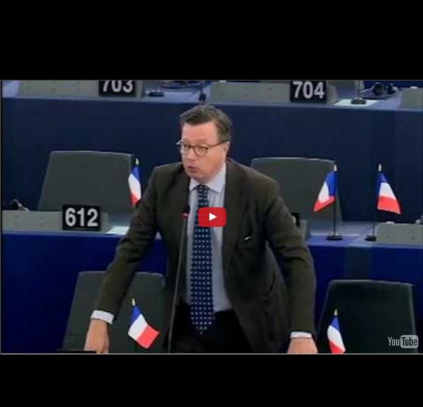 """Edouard Ferrand (FN) """"La Turquie n'est pas européenne !"""""""