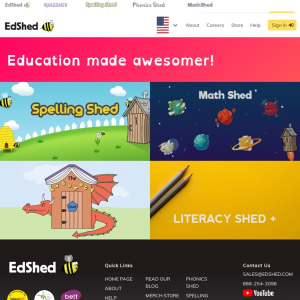 The Literacy Shed - The Literacy Shed Home