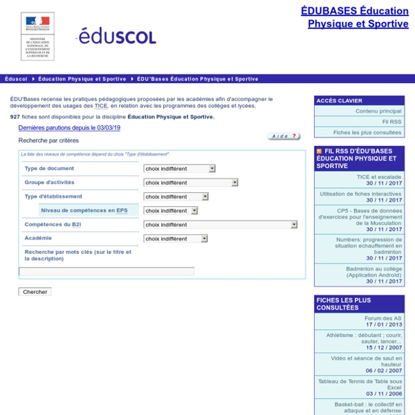 EDU'bases en EPS