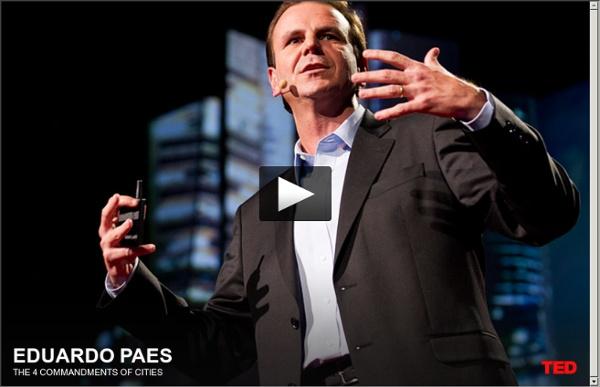 Eduardo Paes: The 4 commandments of cities