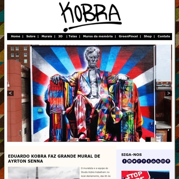 Eduardo Kobra