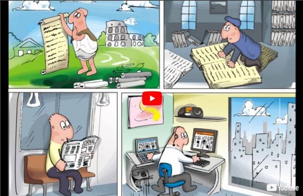 Vídeo: A Educação e as novas tecnologias