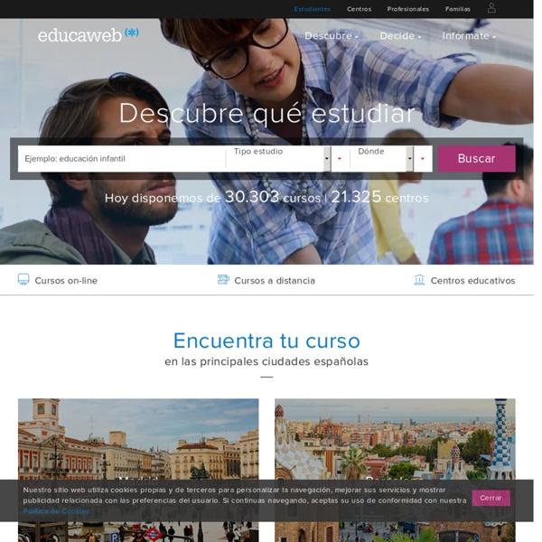 Educaweb.com - Educación, formación y orientación