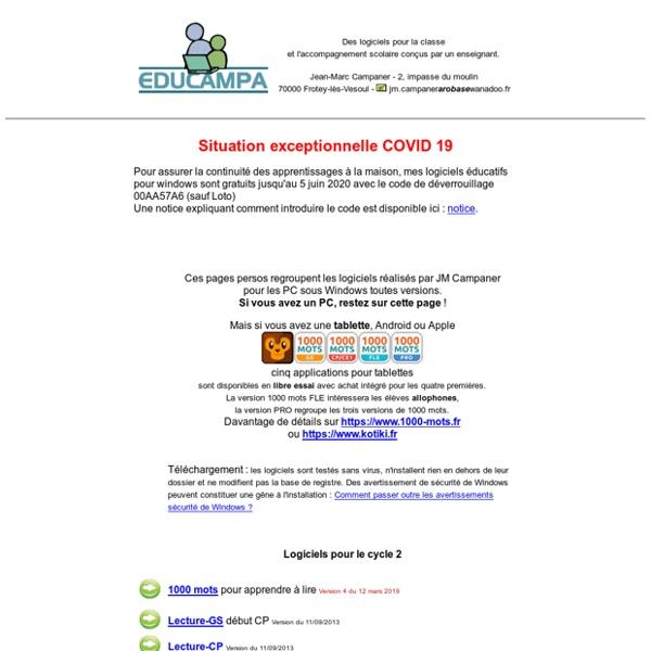 Educampa-Net - Index