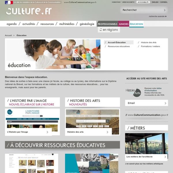 RUB. SITE + RSS Culture : Éducation