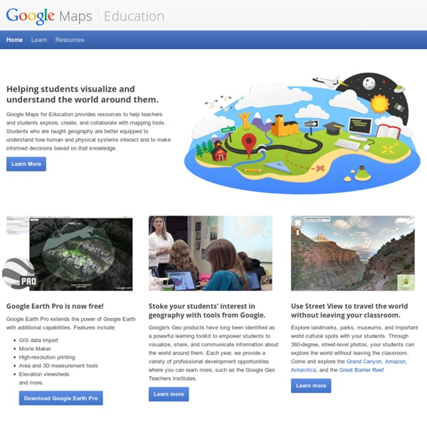 Google Earth for Educators