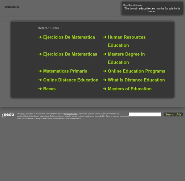 Education.es-This website is for sale!-education Resources and Information.