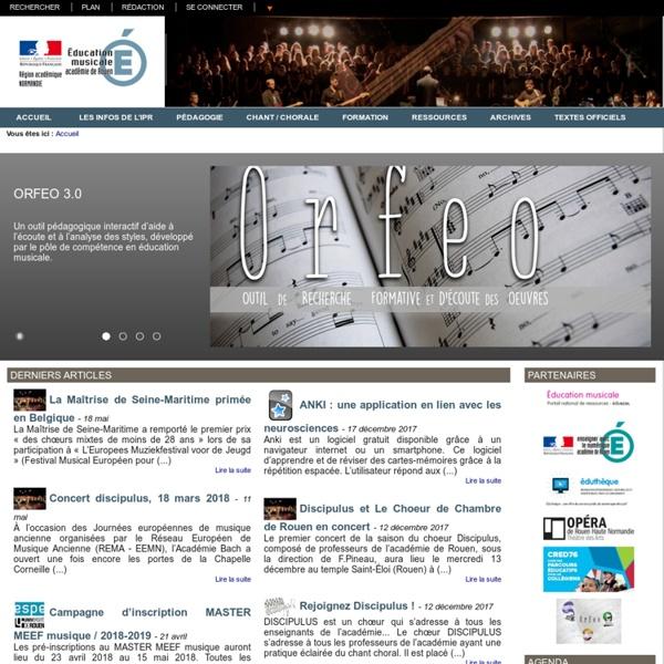 A la Découverte de la Voix par sa physiologie - [Education Musicale Rouen]