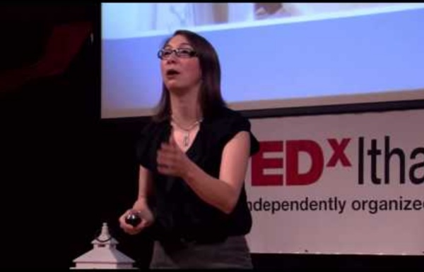 Blended learning and the future of education: Monique Markoff at TEDxIthacaCollege