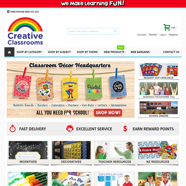 Educational Resources and Teaching Supplies