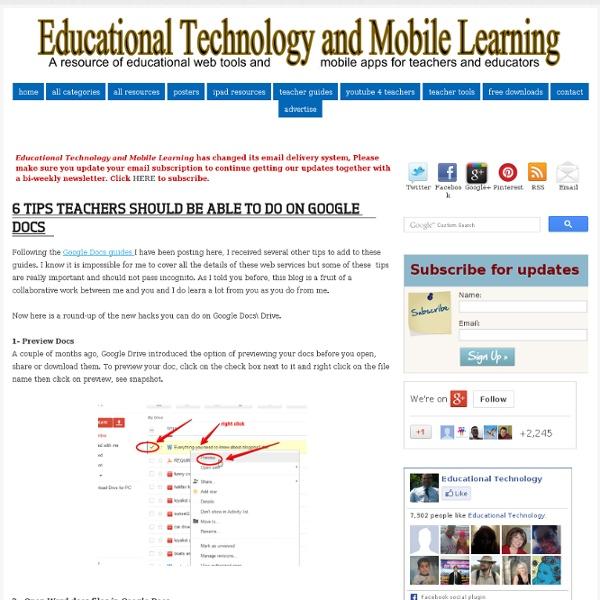 7-wonderful-google-docs-tutorials-for