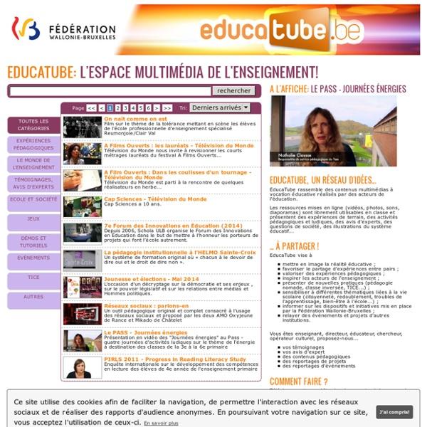 EducaTube.be !
