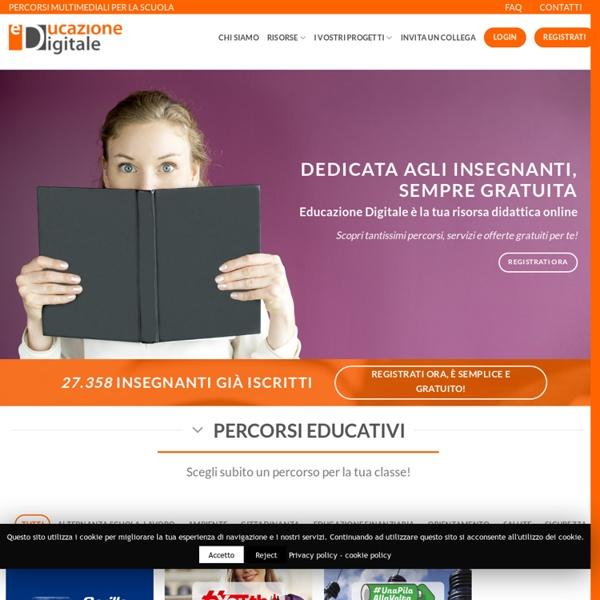 Homepage - Educazione Digitale