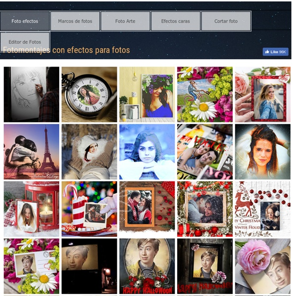 Efectos para fotos en linea editar fotos pearltrees for Editar fotos efectos