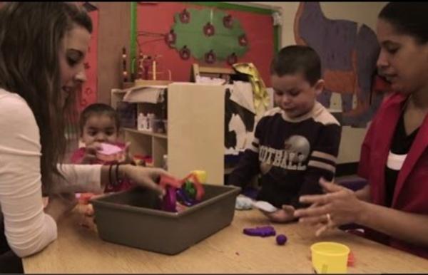 Effective Teacher-Child Interactions