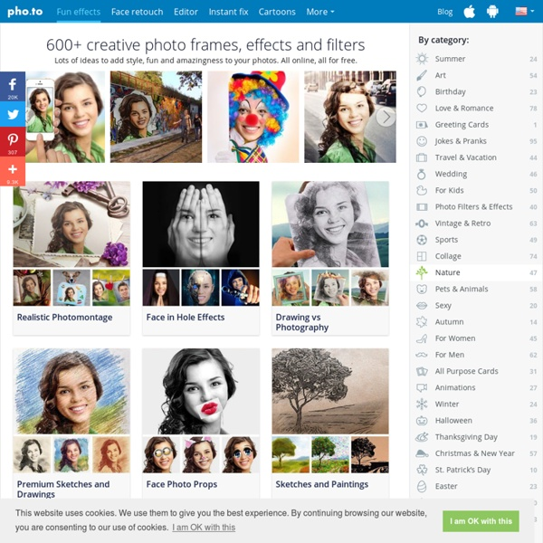 Pho.to - Online Photo Enhancement and Presentation Platform | Pearltrees