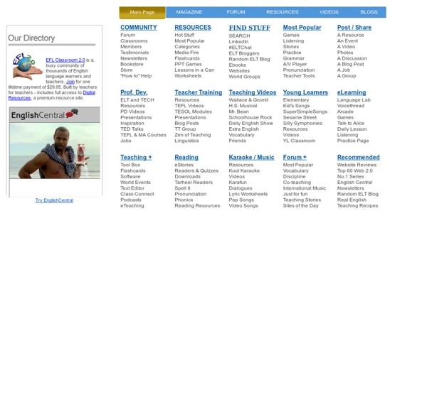 EFL 2.0 Directory