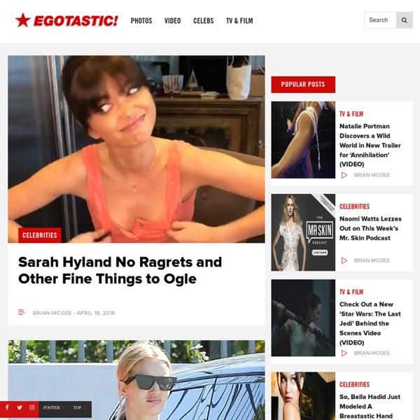 celebrity gossip egotastic
