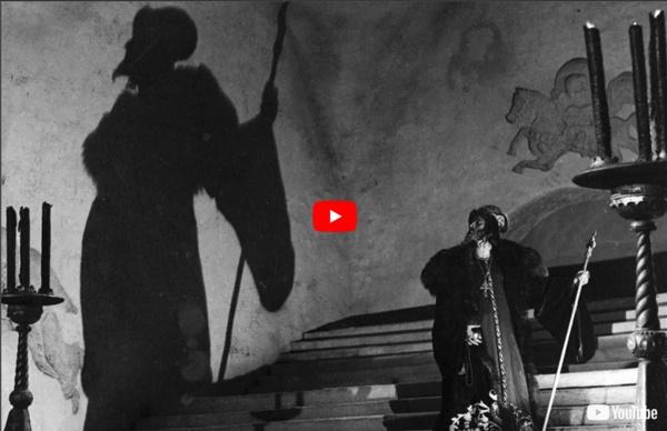 Sergei Eisenstein: Ivan The Terrible (1944)