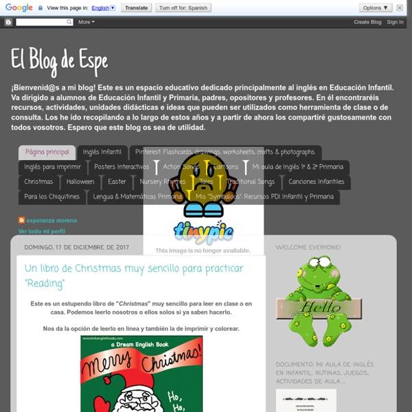 El Blog de Espe