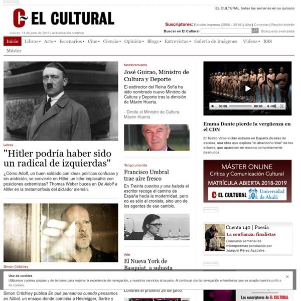 EL CULTURAL. Revista de actualidad cultural