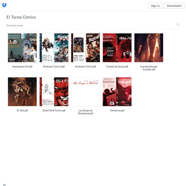 Comics en espagnol