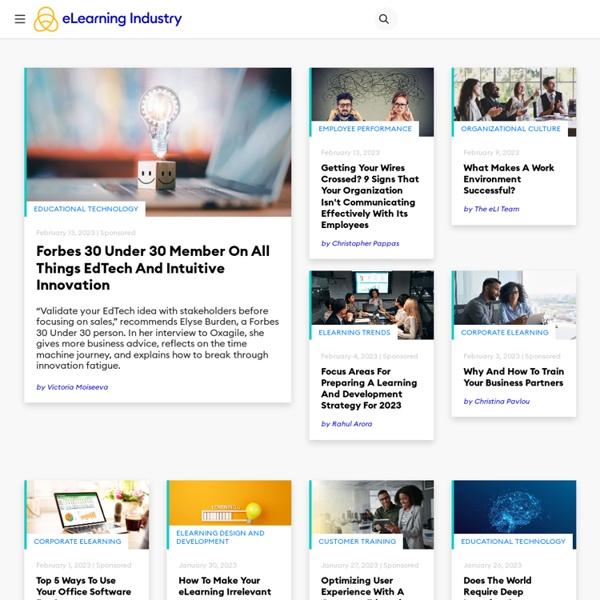 eBooks gratuitos sobre el eLearning y el Diseño instruccional