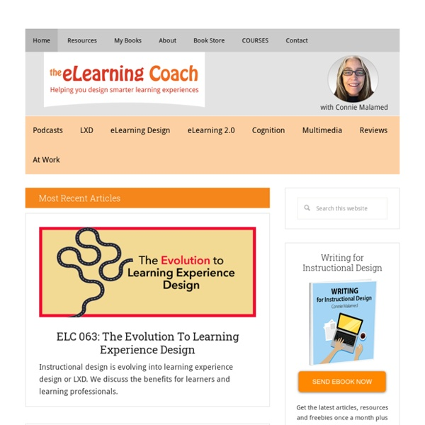 Instructional Design and eLearning: Tips, Advice and Reviews